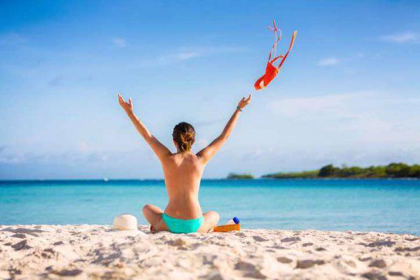 Case vacanza per nudisti