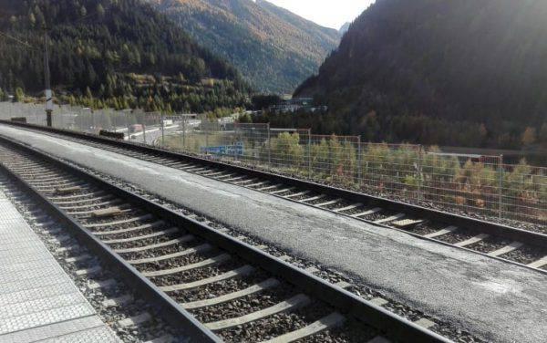 Ferrovia del Brennero, treni cancellati e ritardi a causa di atti vandalici