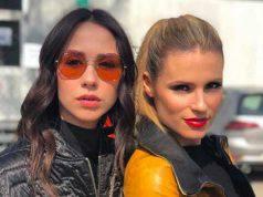 Michelle Hunziker e Aurora Ramazzotti
