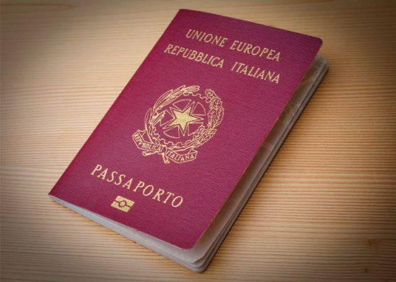 documenti di viaggio passaporto paesi senza visto per