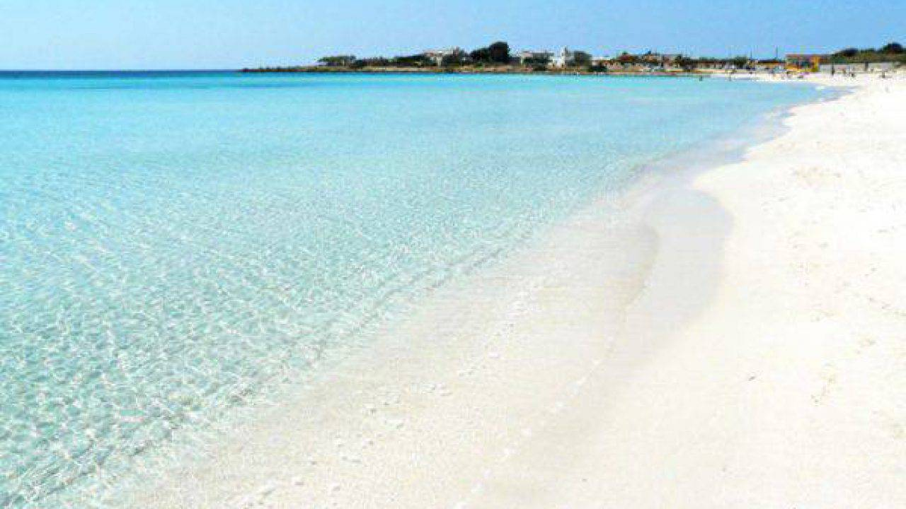 Cartina Mappa Spiagge Puglia.Mappa Spiagge Salento Dove Sono Le Piu Belle E Come Raggiungerle