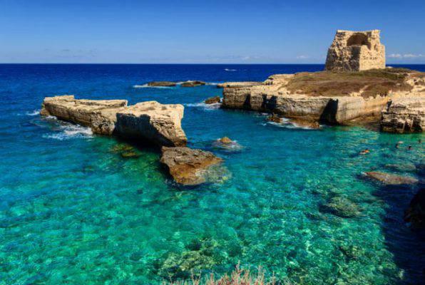 spiagge salento adriatico