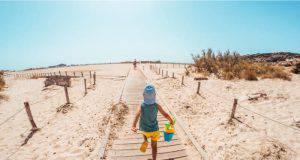 spiagge per bambini in sardegna
