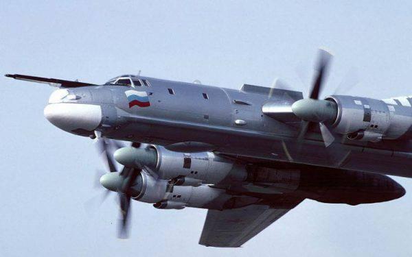 Alaska, due bombardieri russi intercettati da caccia americani