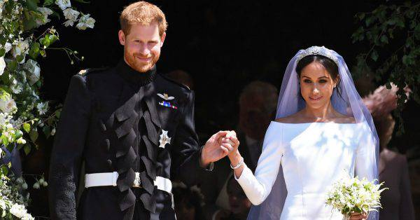 Harry e Meghan in viaggio di nozze