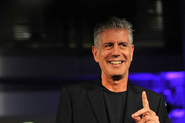 Morte Anthony Bourdain