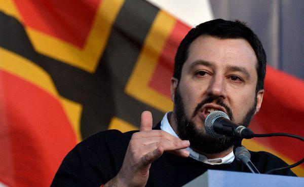 Salvini: 'Abbiamo finito di fare gli zerbini'