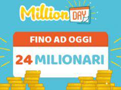 Million Day 18 giugno