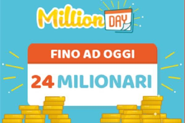 Million Day 20 giugno