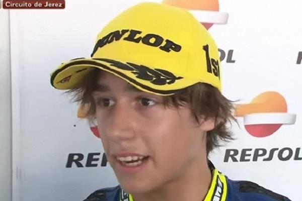 Morto Andreas Perez, pilota 14enne spagnolo caduto ieri a Barcellona