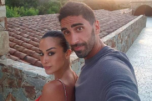 Filippo Magnini sposa subito Giorgia Palmas: