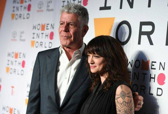 morto anthony bourdain