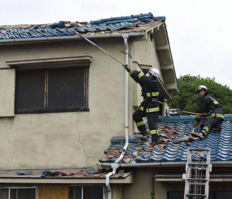 Terremoto devastante in Giappone: 200 feriti, morta bimba di 9 anni