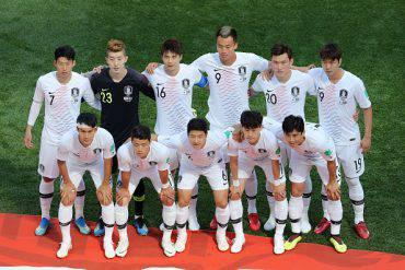 Svezia-Corea del Sud