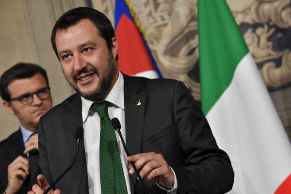 Salvini: smonteremo la Fornero Meno tasse a chi guadagna di più