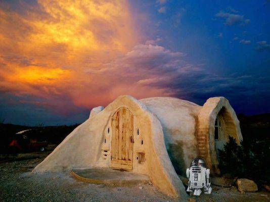 casa di luke skywalker
