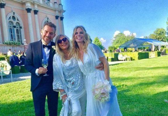 Matrimonio Filippa Lagerback : Daniele bossari e filippa lagerback quot niente sesso la prima
