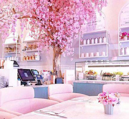 bar rosa a londra