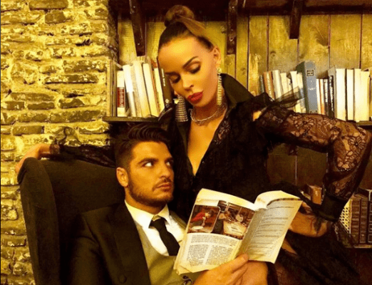 """Luigi Favoloso a Nina: """"Se c'è una storia che non può finire è la nostra"""""""