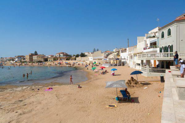 spiagge della sicilia