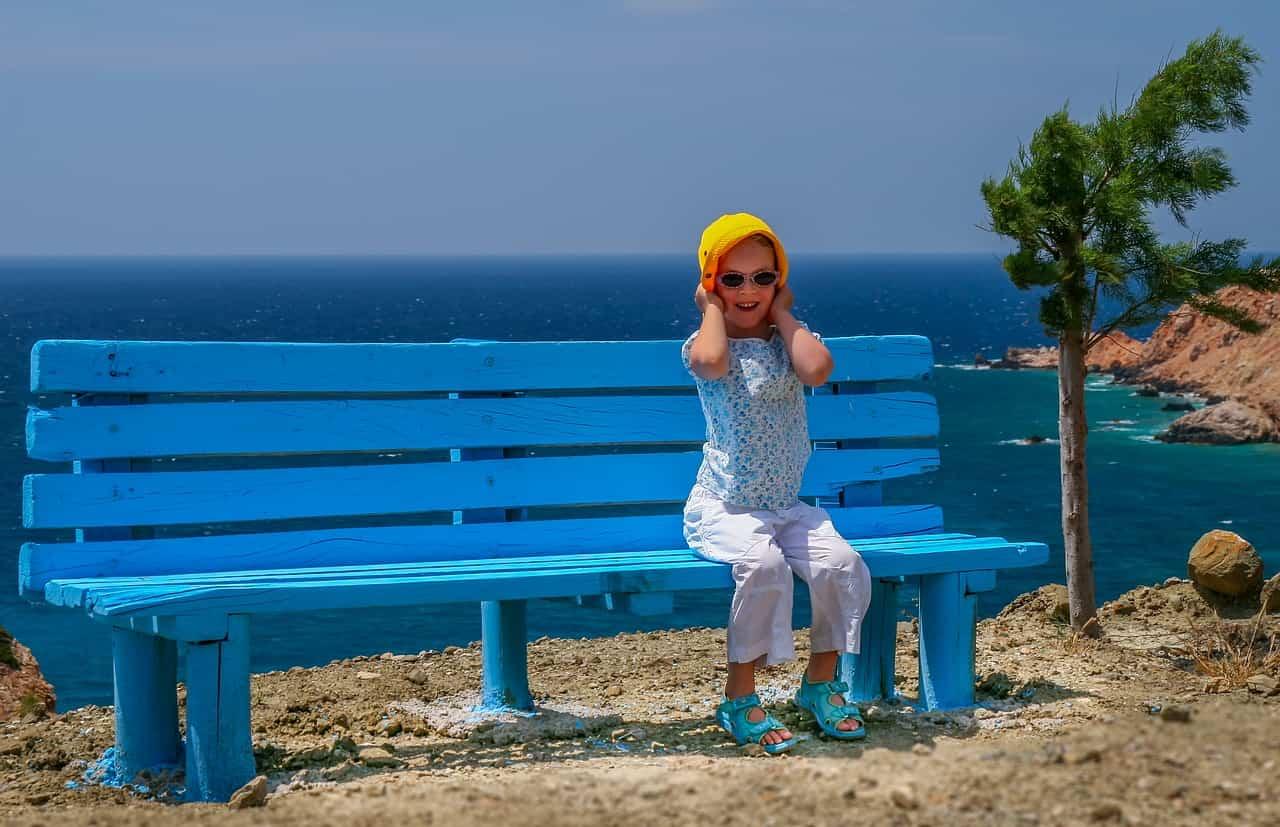 spiagge bambini grecia