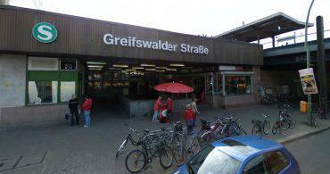 stazione Greifswalder
