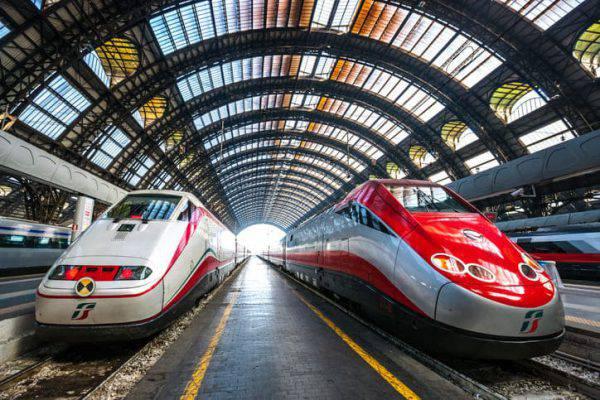 autentico materiali superiori nuovo elenco Sciopero treni 8 marzo 2019: orari e treni garantiti Italo e ...