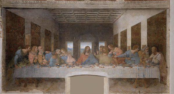 cenacolo di leonardo da vinci
