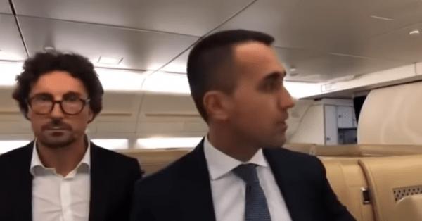 Air Force Renzi smantellato, ecco il lusso sfrenato al suo interno - VIDEO