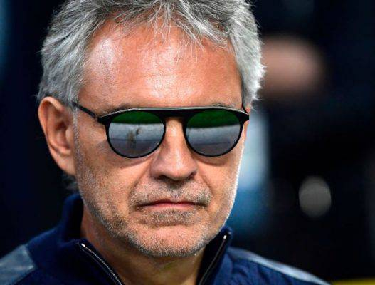 Andrea Bocelli, tentato furto in villa a Forte dei Marmi