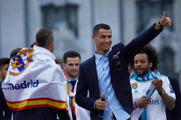Ronaldo alla Juve, ultime dalla Spagna: il Real si mette di traverso