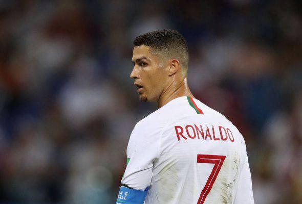 Cristiano Ronaldo stupro