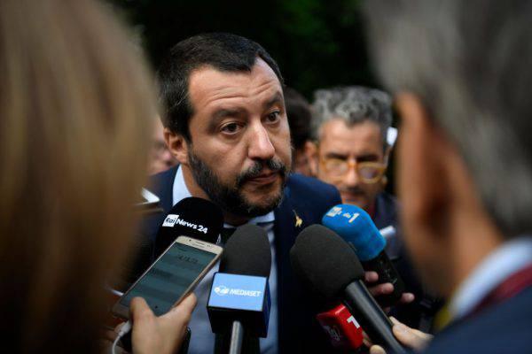 """Salvini, la riforma fiscale e il taglio delle tasse: """"Andremo contro i numeri UE"""""""