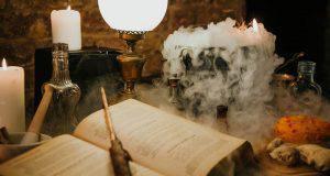 The Cauldron Magical Pub harry potter