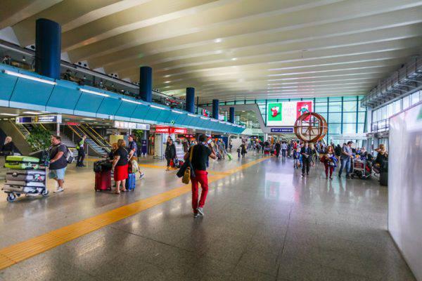 aeroporto con i bagni migliori al mondo