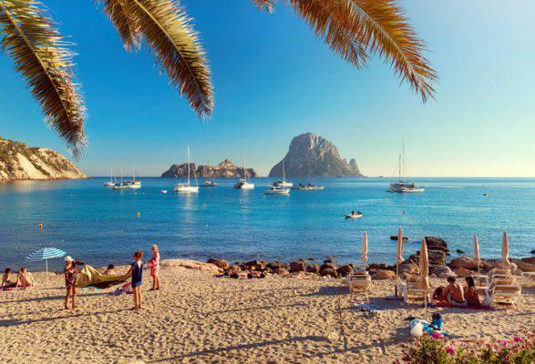 Spagna E Isole Baleari Cartina.Spiagge Della Spagna Le Piu Belle Dove Andare In Vacanza
