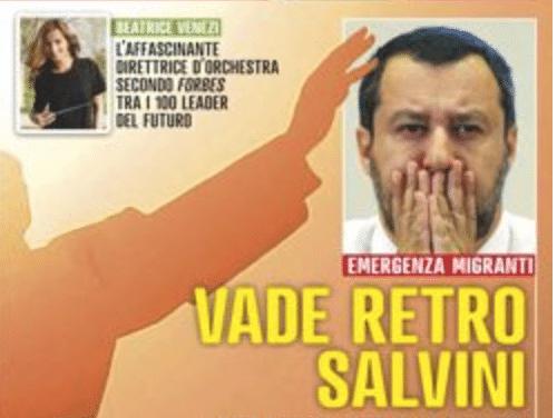 """Don Morselli difende Salvini da Famiglia Cristiana: """"Non è contro il Vangelo"""""""