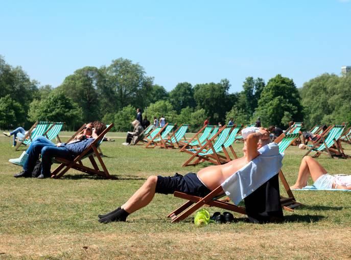 caldo record in europa