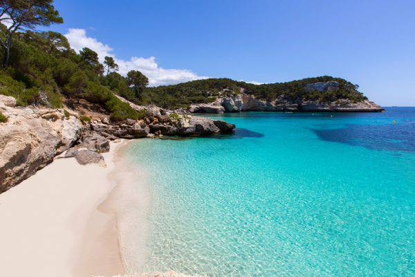 Minorca le spiagge pi belle da vedere dell 39 isola delle for Case belle da vedere