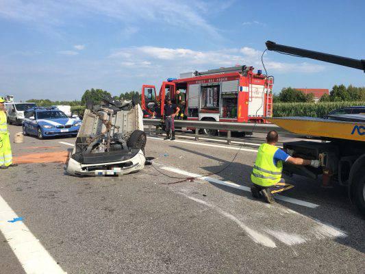Incidente stradale Marco Paolini | Ferite due donne | Ultime notizie