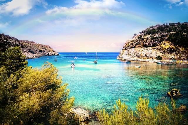 Come scegliere l'isola top della Grecia