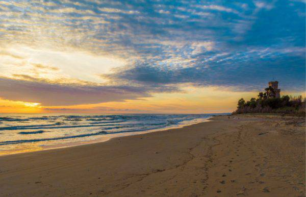 spiagge d'abruzzo