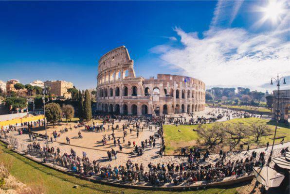 colosseo foro romano palatino biglietto