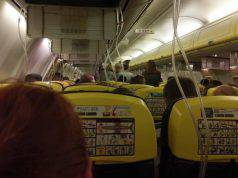 ryanair video maschere