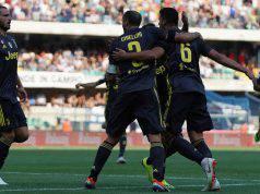 Juve vince 2-3 la prima di serie a 2018-19