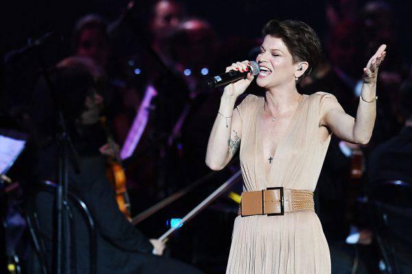 """Alessandra Amoroso torna a sorridere: """"Un anno difficile, adesso si ricomincia"""""""