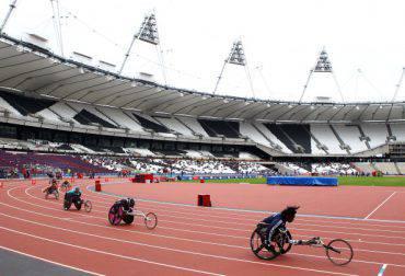 atleta paralimpica