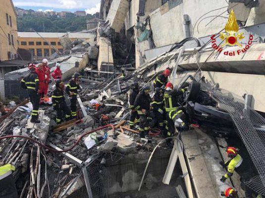 Disastro Genova