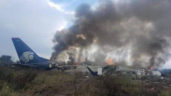 """Disastro aereo in Messico, parla una sopravvissuta: """"Ecco come ci siamo salvati"""""""