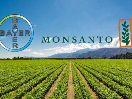Giudice condanna la Monsanto: 289 milioni di risarcimento ad un malato di cancro